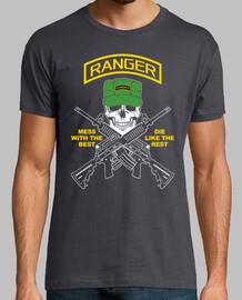 Camiseta US Ranger mod.1