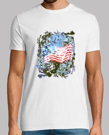 Camiseta USA chico