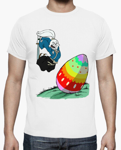 Camiseta Usagi VS Easter