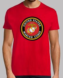 Camiseta USMC Logo