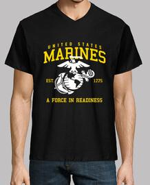 Camiseta USMC Marines mod.13