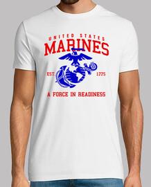 Camiseta USMC Marines mod.14
