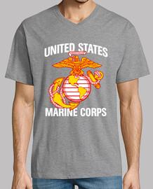 Camiseta USMC Marines mod.15