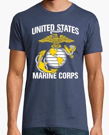 Camiseta USMC Marines mod.16