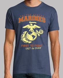 Camiseta USMC Marines mod.17