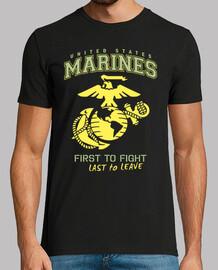 Camiseta USMC Marines mod.18