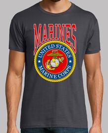 Camiseta USMC Marines mod.21
