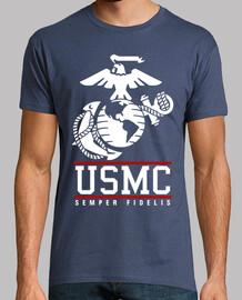Camiseta USMC Marines mod.7