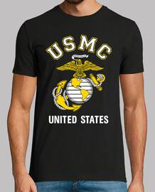Camiseta USMC Marines mod.8