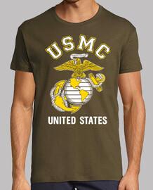 Camiseta USMC Marines mod.9