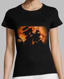 Camiseta Utena - Chica