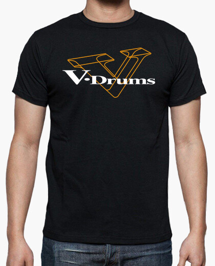 Camiseta V-drums