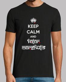 Camiseta Valar Morghulis Blanco