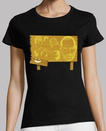 Camiseta valla famosos
