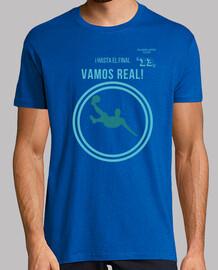Camiseta vamos Real Madrid, a por la 13 Champions League !