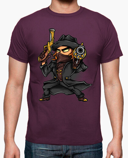 Camiseta Vampire Hunter