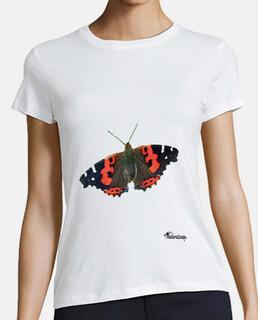 Camiseta Vanessa butterfly