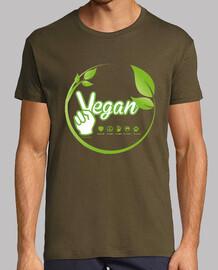Camiseta Vegetariano Vegano