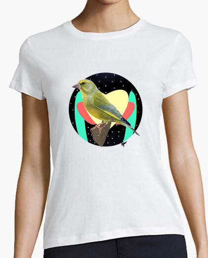 Camiseta Verderón Mujer