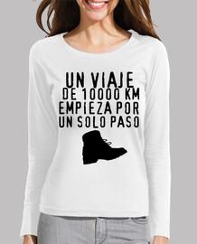 Camiseta viaje