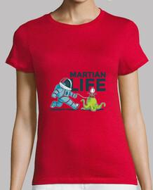 Camiseta Vida en Marte