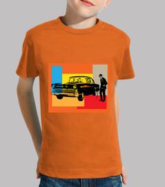 Camiseta Vintage Ad