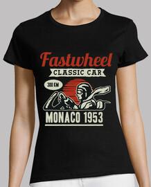 Camiseta Vintage Coche Clásico 1953
