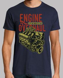 Camiseta Vintage Garage Motor