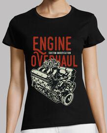 Camiseta Vintage Garaje Clásico