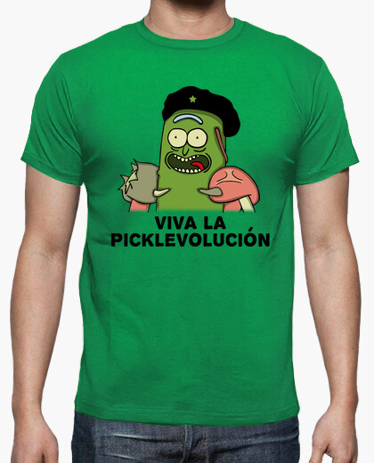 Camiseta Viva la Picklevolucion
