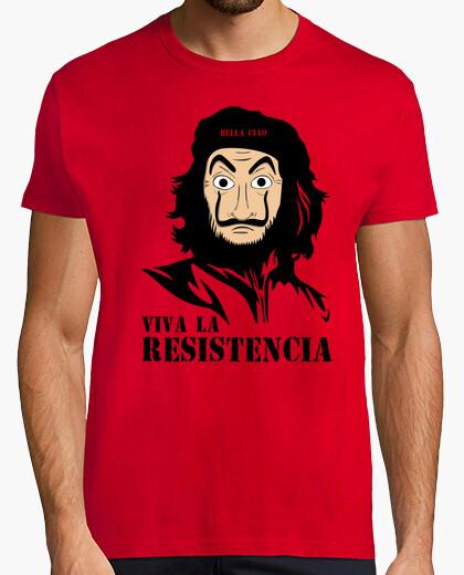 Camiseta Viva la resistencia