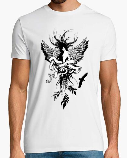 Camiseta volar chica