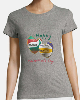 Camiseta Volley Valentine's day