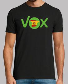 Camiseta Vox 2019