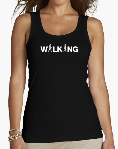 Camiseta Walking N