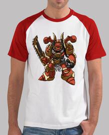 camiseta war