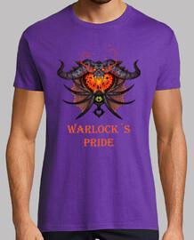Camiseta Warlock wow
