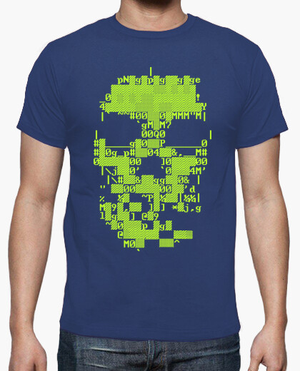 Camiseta Watch Dogs - DedSec (monocromo)