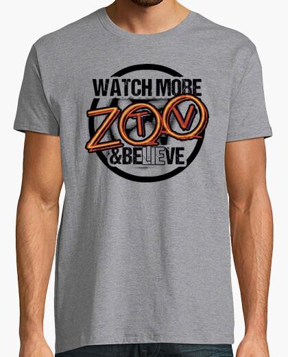 Camiseta Watch More ZOO TV