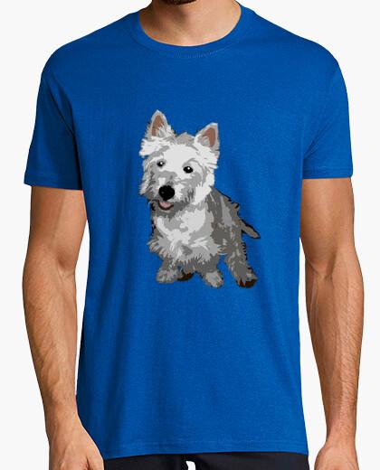 Camiseta Westy azul