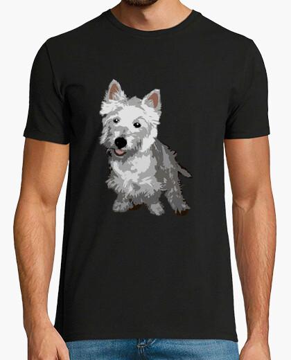 Camiseta Westy negra