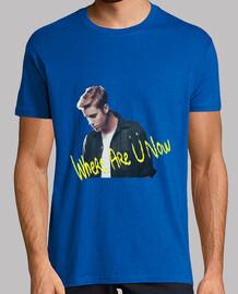 Camiseta where are Ü now