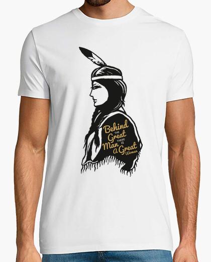 Camiseta Wild West Mujer Retro Vintage Western Oeste
