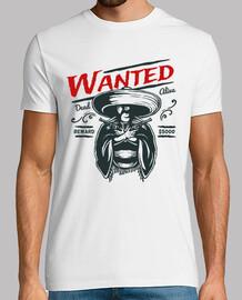 Camiseta Wild West Retro Western Vintage Oeste Cowboy Pistolero