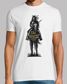 Camiseta Wild West The Warrior Vintage Western Retro Oeste