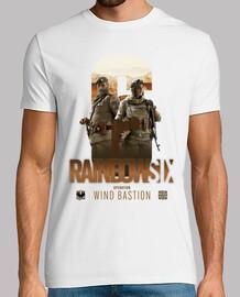 Camiseta Wind Bastion
