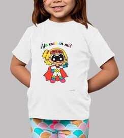 Camiseta Yo creo en mí- niña