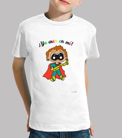 Camiseta Yo creo en mí- niño