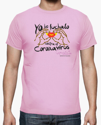 Camiseta YO HE LUCHAO by Carajote