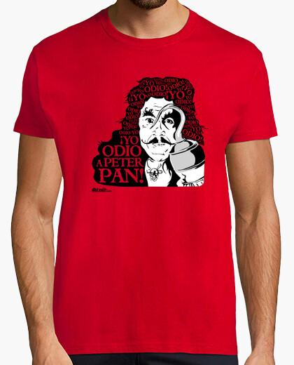 Camiseta Yo odio a Peter Pan (Hook)